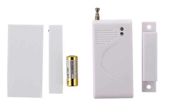 Kit allarme gsm wireless golden solar - Antifurto wifi casa ...
