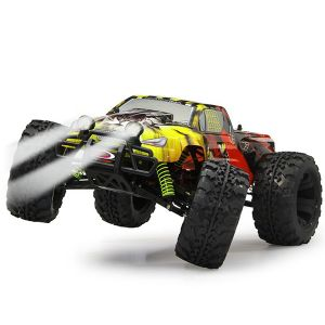 MONSTER TRUCK TIGER 1:10 ELETTRICO 4X4 OFF-ROAD FUORISTRADA RADIOCOMANDATO 2,4GHZ