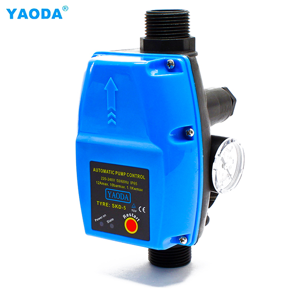 Press control regolatore di pressione acqua yaoda skd 5 - Portata e pressione acqua ...