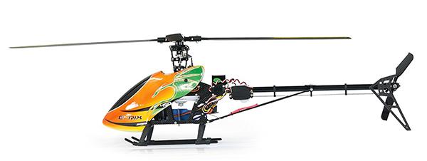 Elicottero 450 Usato : Elicottero e rix radiocomandato canali ghz d