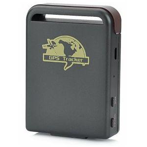 LOCALIZZATORE SATELLITARE GSM GPRS GPS TRACKER TK-12 SMS SIM SOS MICROFONO E BATTERIA
