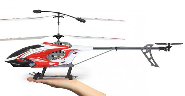 Elicottero 5 Pale : Elicottero gigante radiocomandato elettrico canali