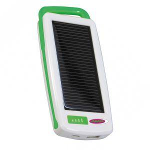 CARICATORE CARICA BATTERIE UNIVERSALE USB JAMARA SOLARE SOLAR BANK POWER TORCIA INDICATORE DI STATO 400280