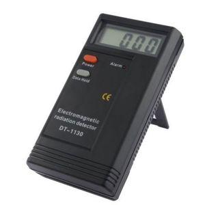 RILEVATORE MISURATORE RADIAZIONI ELETTROMAGNETICHE DETECTOR EMF LCD DISPLAY