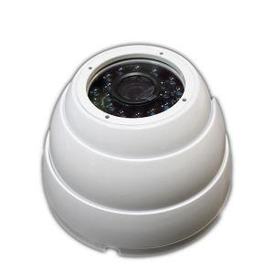 TELECAMERA VIDEOSORVEGLIANZA IBRIDA 720P AHD 4IN1 3.6mm 24 LED IR ESTERNA