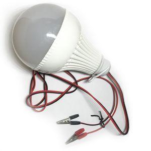 LAMPADINA UNIVERSALE LED POTENTE 12V 12W ALTO RENDIMENTO ESTERNO CAMPEGGIO POWER