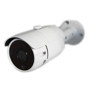 TELECAMERA VIDEOSORVEGLIANZA 1080P UNIVERSALE IBRIDA AHD LED IR INVISIBILI CAM