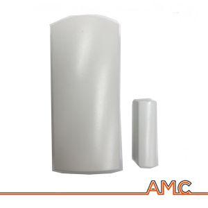 SENSORE MAGNETICO CONTATTO CM800 AMC ELETTRONICA ALLARME ANTIFURTO 433MhZ P/F