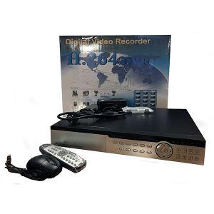 DVR VIDEOSORVEGLIANZA H.264 16 CANALI HDMI ANALOGICO VIDEOREGISTRATORE