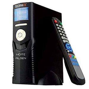 LETTORE HARD DISK TV HDMI SATA 720P DIGITALE LCD DISPLAY TELECOMANDO