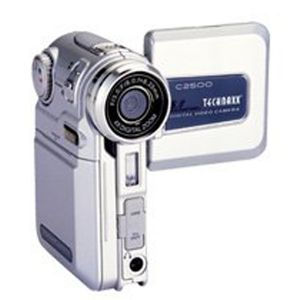 "VIDEOCAMERA DIGITALE 12 MEGAPIXEL DISPLAY LCD 1,7"" VIDEO FOTO USB MP3 PLAYER"