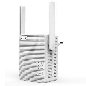 POWERLINE EXTENDER INTERNET CASA WIFI LAN TENDA A301 300Mbps RETE ELETTRICA MINI