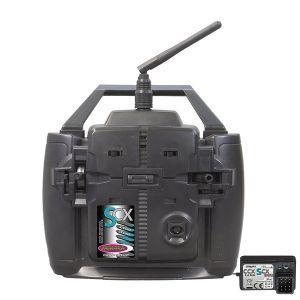 TRASMITTENTE + RICEVENTE 2,4GHZ 2 CANALI RADIOCOMANDO SCX COMPLETO RADIO AUTO MODELLISMO