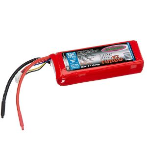 BATTERIA LIPO SUN V2 TURBO 11,1V 2200 mAh BATTERY PACK ELICOTTERO AUTO BARCA BRUSHLESS MODELLISMO