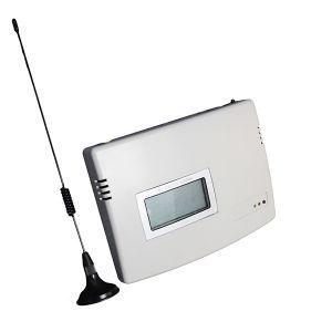 COMBINATORE COMMUTATORE TELEFONICO TERMINAL GSM CON INPUT E OUTPUT PSTN ALLARME SISTEMI