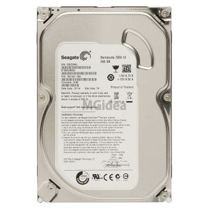 "HARD DISK HDD BARRACUDA 500 GB 3,5 "" SATA SEAGATE MODELLO ST500DM002"
