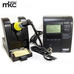 STAZIONE SALDANTE DIGITALE WS-937 50W SALDATURA MKC LABORATORIO MELCHIONI DISPLAY LCD