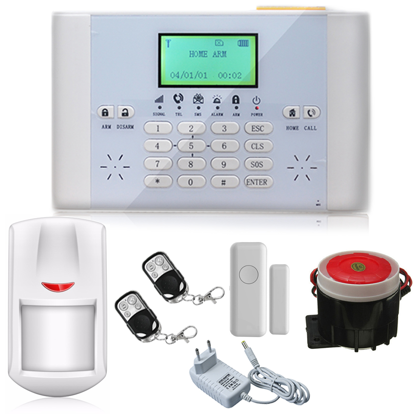 Allarme per negozio prezzo - Antifurti per casa wireless ...