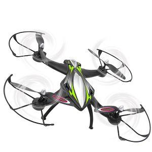 DRONE QUADRICOTTERO FPV SMARTPHONE ACROBATIVO F1-X WIFI 2,4GHZ RACE TELECAMERA AHP
