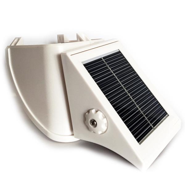 Pannello Solare Ricarica Notebook : Pannello solare copertura telecamera sensore