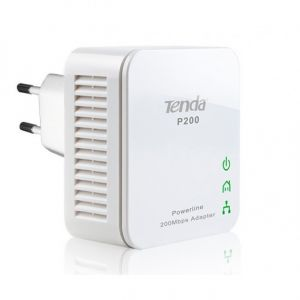 POWERLINE ADATTATORE ETHERNET TENDA P200 MBPS CONFIGURATI PRONTO USO