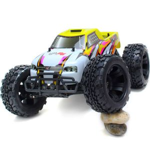MONSTER TRUCK WATERPROOF RADIOCOMANDATO VICTORY ELETTRICO MACCHINA 1:10 RC 4X4 OFF-ROAD
