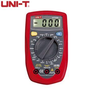 MULTIMETRO TESTER DIGITALE PALMARE UT-33D AUTORANGE MKC UNI-T 530134303