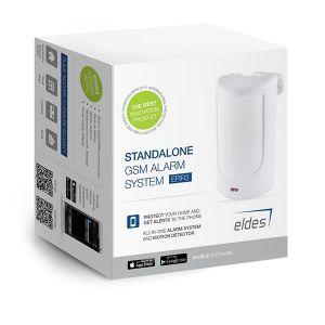 CENTRALE SIM GSM ALLARME ELDES SENSORE PIR WIRELESS STANDALONE EPIR3 ANTIFURTO