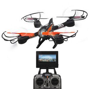 DRONE LOKI QUADRICOTTERO 2,4 GHZ JAMARA SCHERMO INCLUSO FPV AHD+ LIVE VIEW DAL TELECOMANDO