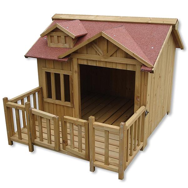 Casa Cane Gatto Giardino In Legno Impermeabile Xxl Terrazza Cuccia