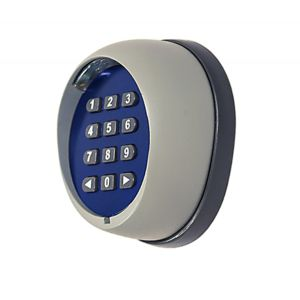 TASTIERA WIRELESS APRI PORTA CANCELLO ILLUMINATA KEYPAD GATE SLIDE SWING UNIVERSALE